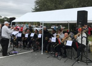 Big Band performs